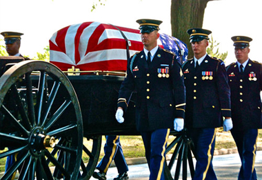 U S Army Old Guard at Arlington National Cemetery 2 380 px