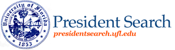 UF PresidentSearch_Seal